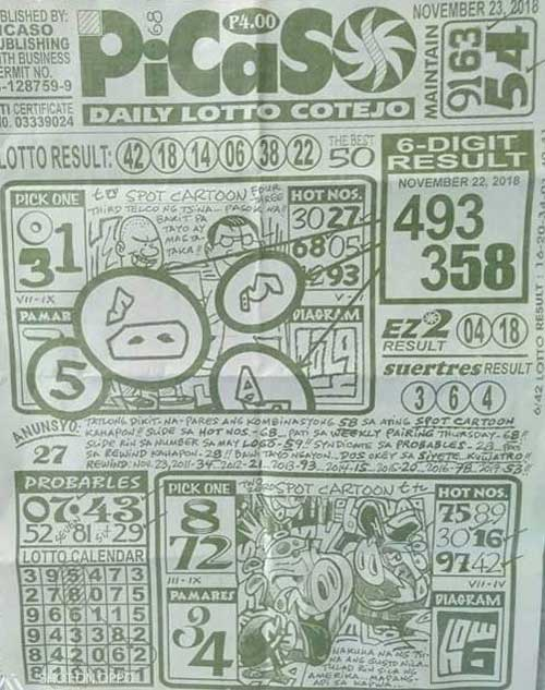 Nov 23 2018 Lotto Result Cheaper Than Retail Price Buy Clothing Accessories And Lifestyle Products For Women Men